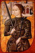 Joan of Arc.