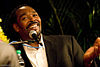 Rodney King, victim of the police brutality that sparked the 1990 Los Angeles riots