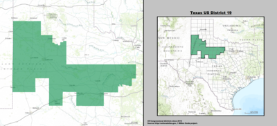 Texas US Congressional District 19 (since 2013).tif