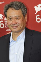 Ang Lee at the 66th Venice Film Festival.