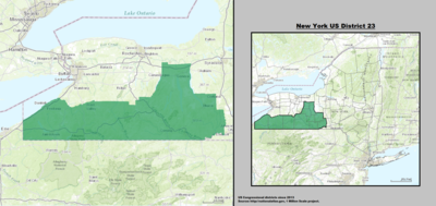 New York US Congressional District 23 (since 2013).tif