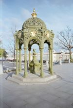 Victoria Fountain, Dun Laoghaire - geograph.org.uk - 332170.jpg