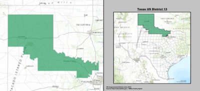 Texas US Congressional District 13 (since 2013).tif