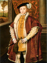 Edward as Prince of Wales, Flemish School