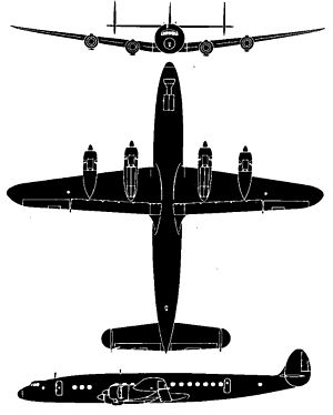 Super Constellation Silh.jpg