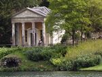 The Temple of Flora at Stourhead