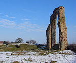 Dale Abbey ruins
