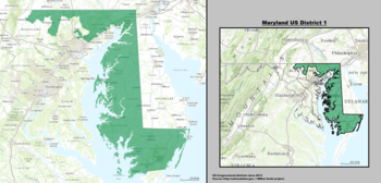 Maryland US Congressional District 1 (since 2013).tif