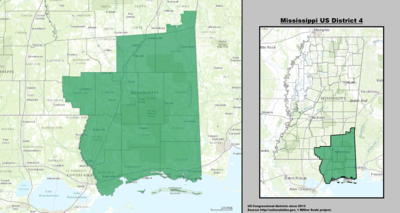 Mississippi US Congressional District 4 (since 2013).tif