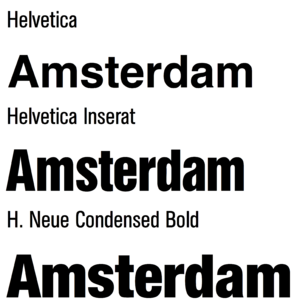 Helvetica - Infogalactic: the planetary knowledge core