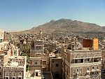 View of Old Sana'a.