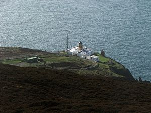 Mull of Kintyre Lighthouse. - geograph.org.uk - 347240.jpg