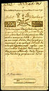 25 Zlotych, first issue of 1794