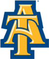 Interlocking A&T Logo