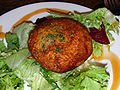 Fishcake on salad.jpg