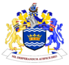 Coat of arms of Sunderland City Council.png