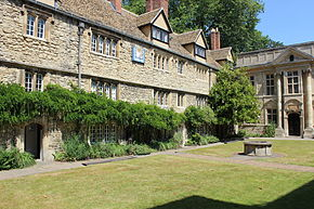 St Edmund Hall, Oxford.JPG