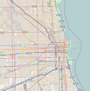 Addison station (CTA Red Line) is located in Chicago