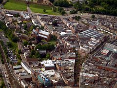 Carlisle Cathedral from the Air.jpg