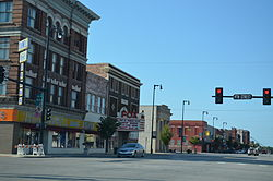 Downtown Pittsburg (2012)