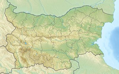 Bulgarian Land Forces is located in Bulgaria