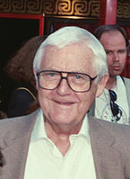Robert Wise in 1990.