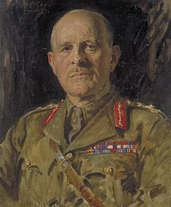 General the Viscount Gort Vc, Gcb, Cbe, Dso, Mvo, Mc Art.IWMARTLD730.jpg
