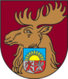 Coat of arms of Jelgava