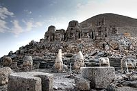 East Terrace of Mount Nemrut