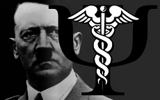Hitler with Psychiatry Symbol.png
