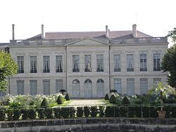 Prefecture building of the Marne department, in Châlons-en-Champagne
