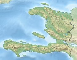 Tortuga is located in Haiti