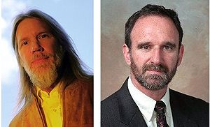 headshots of Whitfield Diffie and Martin Hellman