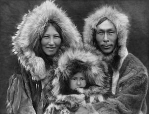 Inuit peoples are among the indigenous inhabitants of the Arctic.