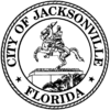 Official seal of Jacksonville, Florida