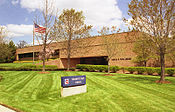 Gerald R. Ford Presidential Library, spring..jpg