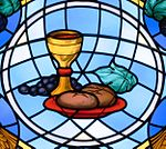 St Michael the Archangel, Findlay, OH - bread and wine crop 1.jpg