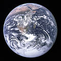 Earth is the only planet currently known to support life