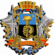 Coat of arms of Donetsk