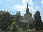 The Parish Church of St Denys