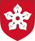 Coat of arms of Leicester