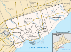 Agincourt, Toronto is located in Toronto