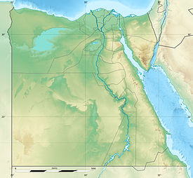 Qasr Ibrim is located in Egypt