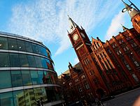 Victoria Building, University of Liverpool