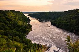 Evening, Nile River, Uganda.jpg