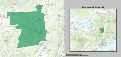 New York US Congressional District 20 (since 2013).tif