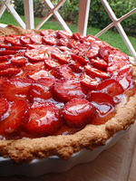Strawberry tart by the window, May 2010.jpg