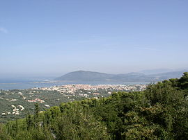 View of Lefkada (city)