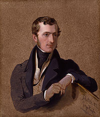 Philip Stanhope, 5th Earl Stanhope by Sir George Hayter.jpg