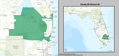 Florida US Congressional District 20 (since 2013).tif